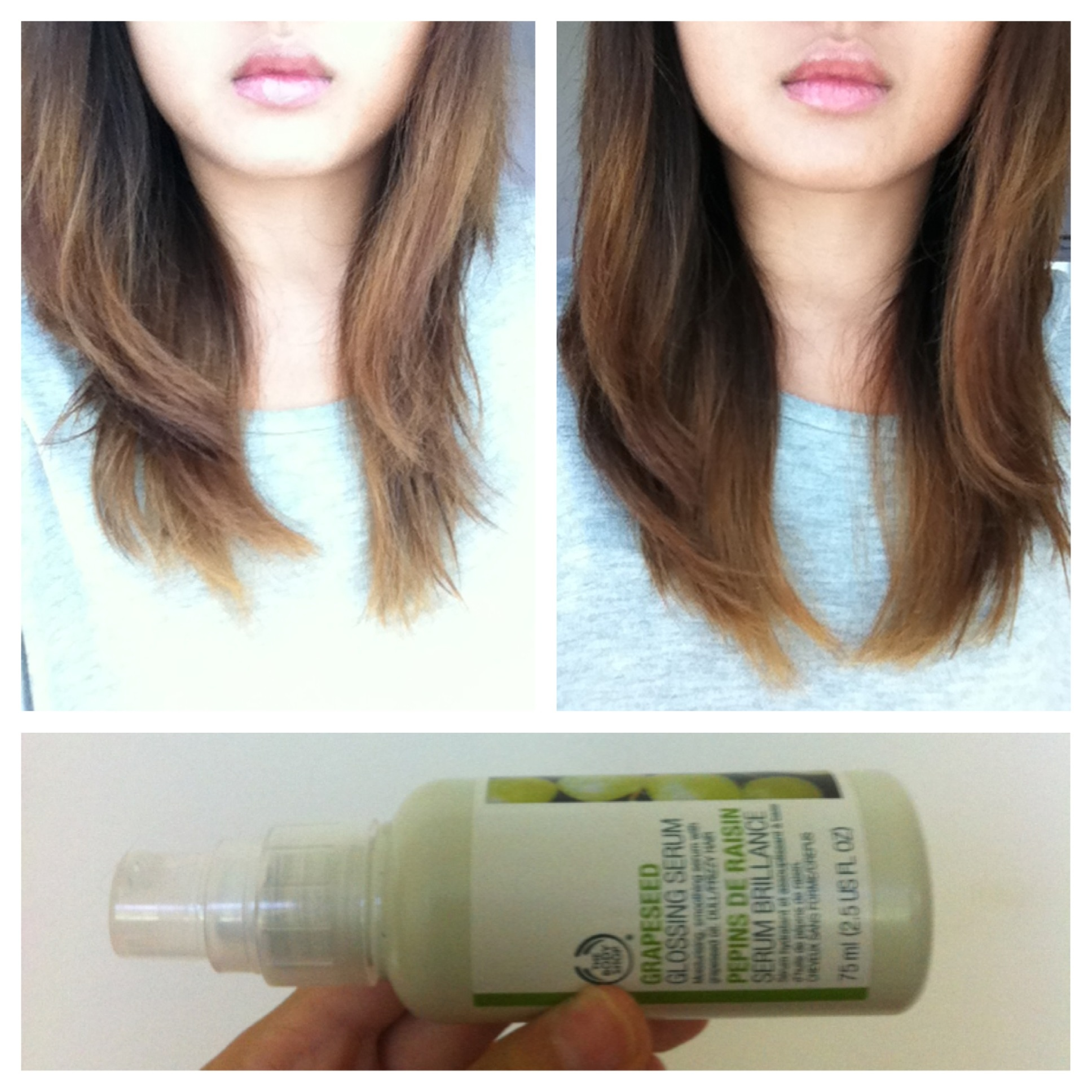 The Body Shop Grapeseed Glossing Serum reviews, photos ...