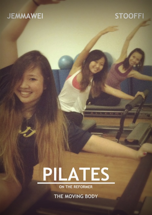 Reformer Pilates at The Moving Body