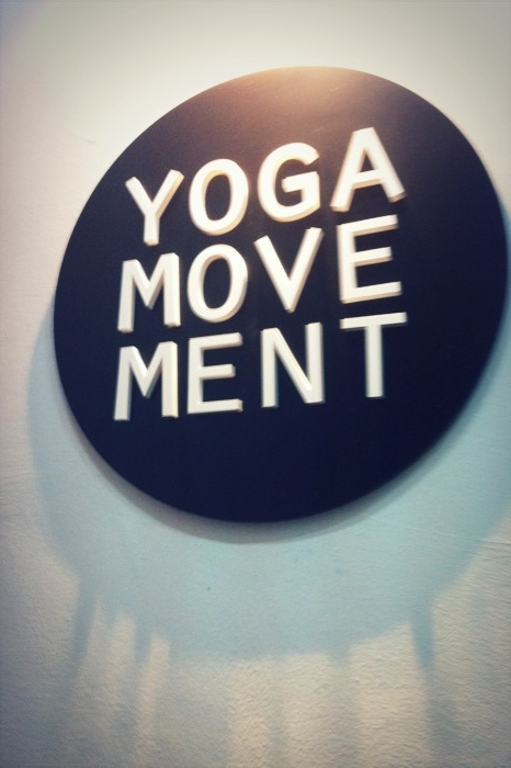 Yoga at Yoga Movement