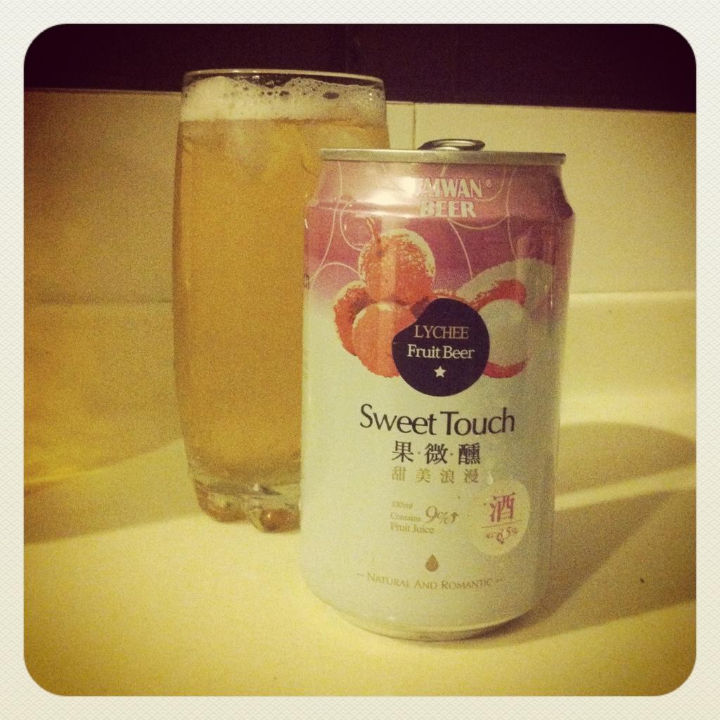 Sweet Touch Lychee Fruit Beer - stooffi