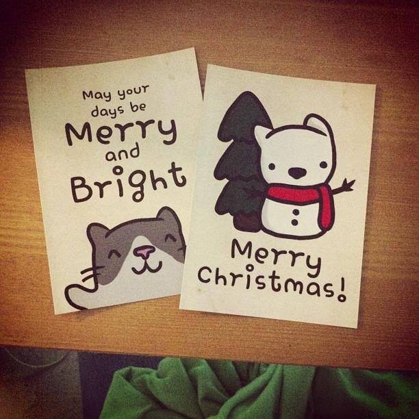Meowry Christmas!