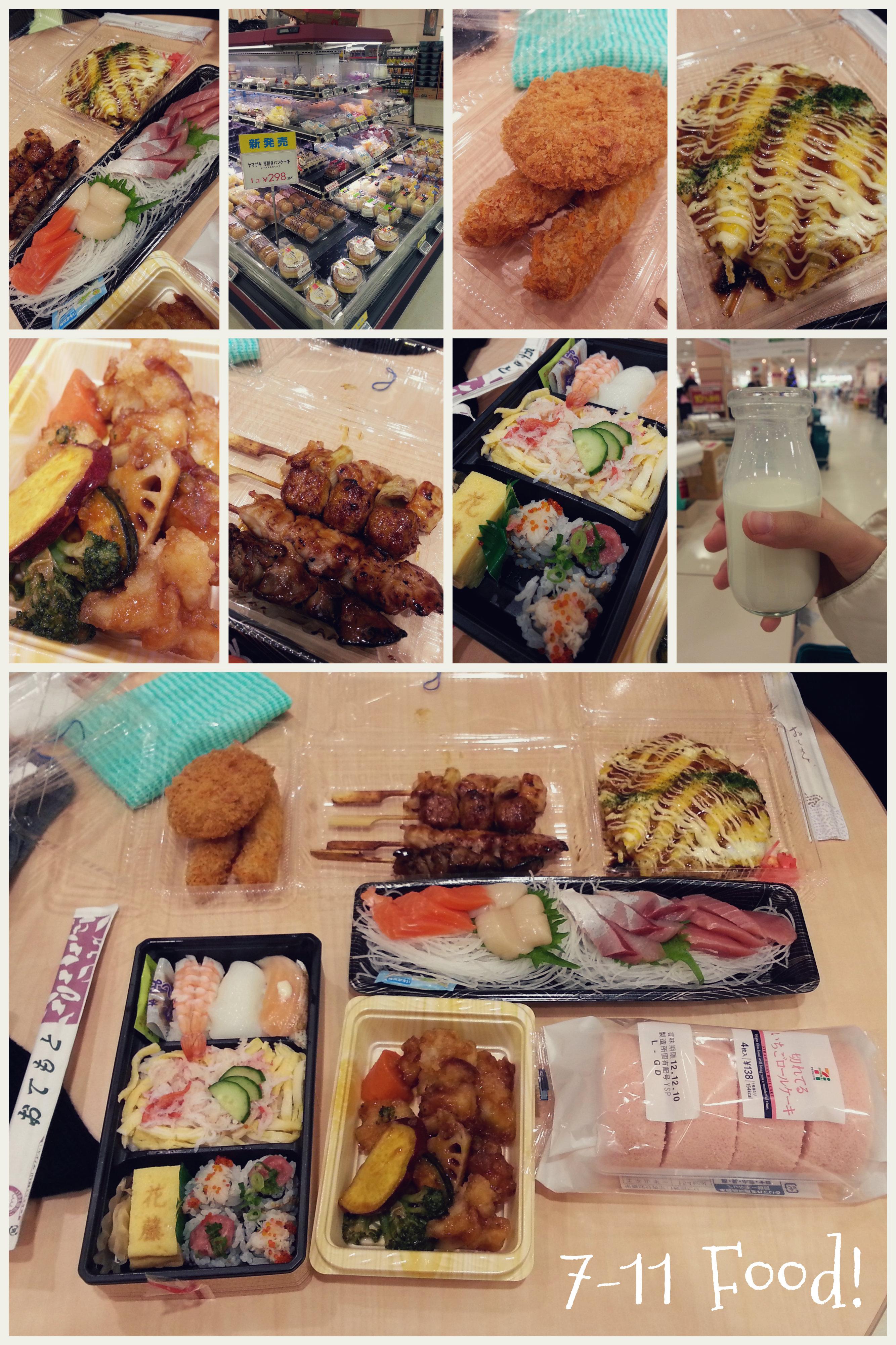 sapporo 711 food