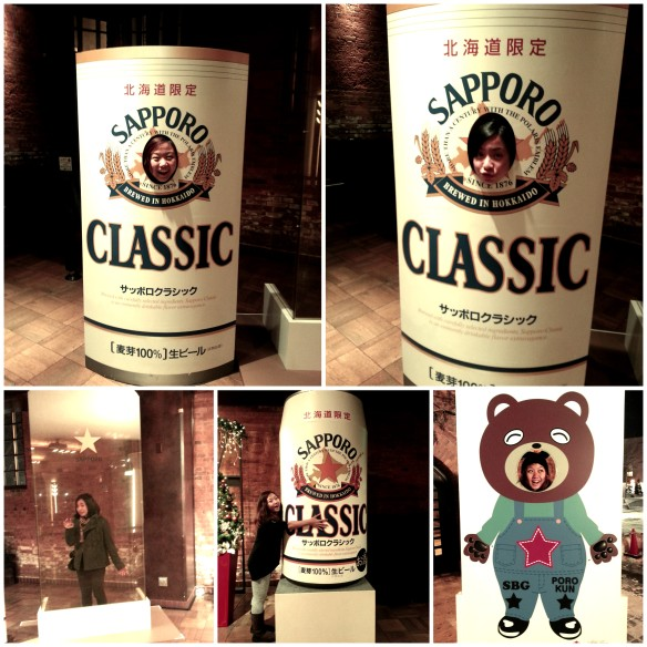 sapporo beer museum 1