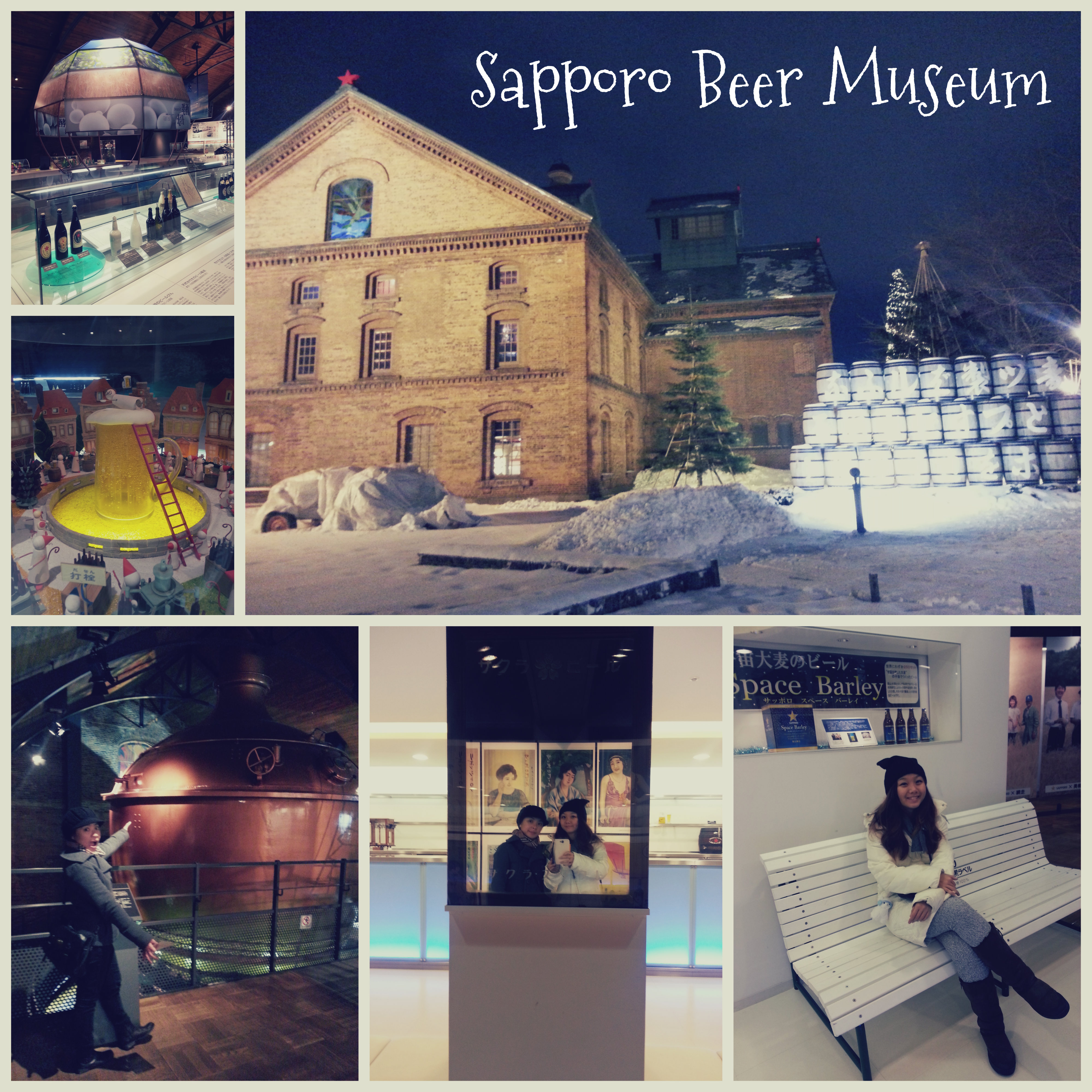 sapporo beer museum 2