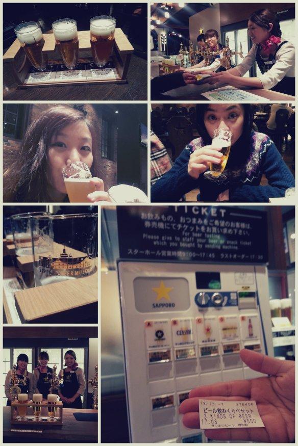 sapporo beer museum 3