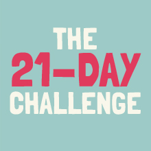21 Day Challenge Thumbnail