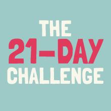 21 Day Challenge Thumbnail