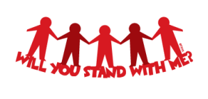 Will You Stand With Me logo