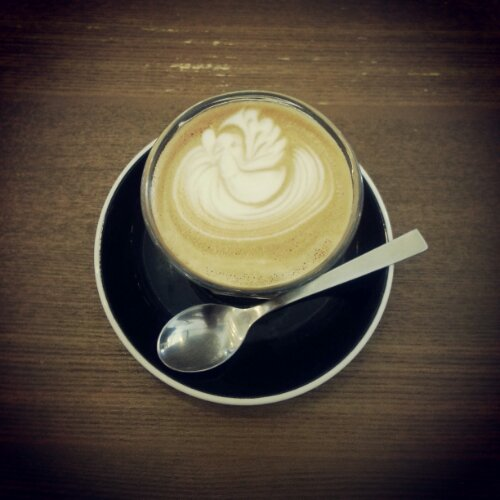 Caffeine Overload.