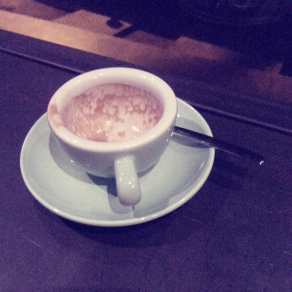 necessary provisions pastry espresso